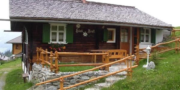 Hütte Berginz