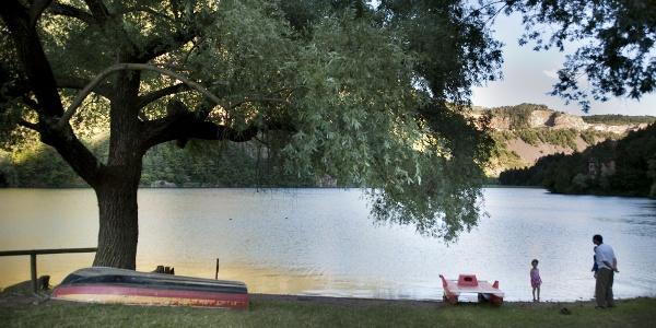 Lago di Lases