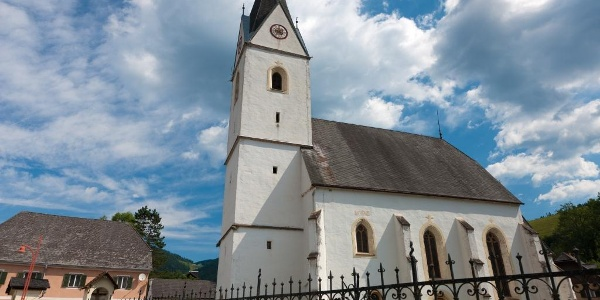 Jakobskirche in Geisthal