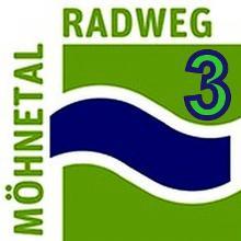 Radtour: Möhnetal Radweg vom Möhnesee (Südufer) bis zur Mündung in die Ruhr