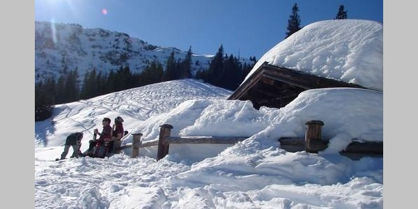 Hofer Hochberghütte