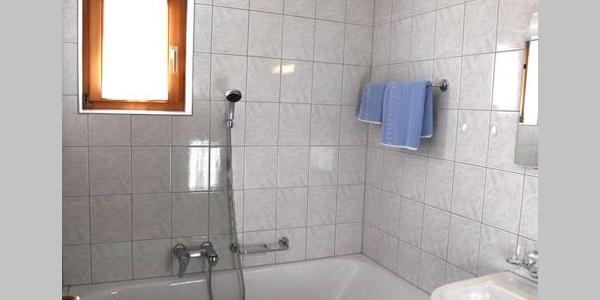 Badezimmer in Appartements Nr. 3 - 10