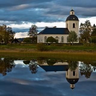 Ytterhogdals kyrka