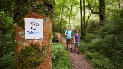 Tafeltouren im Saarland