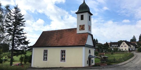Besenfeld Laurentiuskirche
