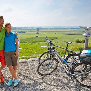 Radtour zur Katzbrui-Mühle