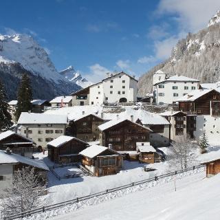 Splügen Dorf