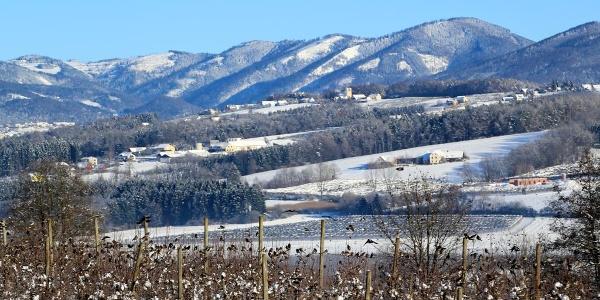 Winter in St. Ruprecht an der Raab (c) Iris Bloder