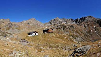 Die Tiefrastenhütte