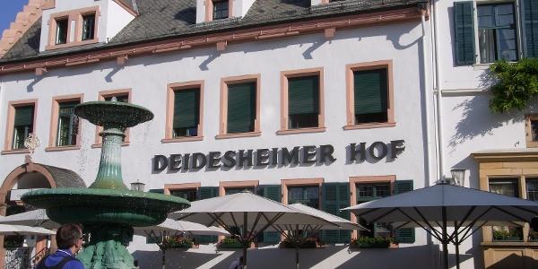 Deidesheim am Deidesheimer Hof