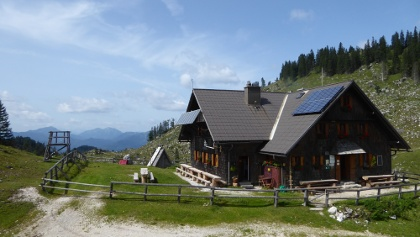 Ybbstaler Hütte.