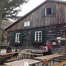 Soiernhaus (geöffnet bis 08.10.2017)