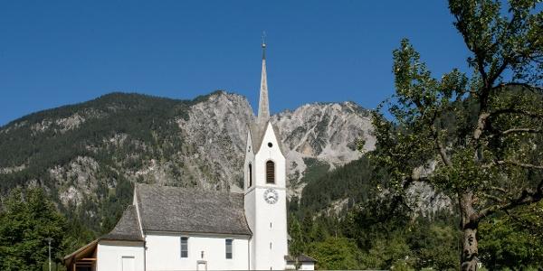 Kirche St. Anton im Montafon