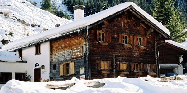 Gasthaus Edelweiss Winter