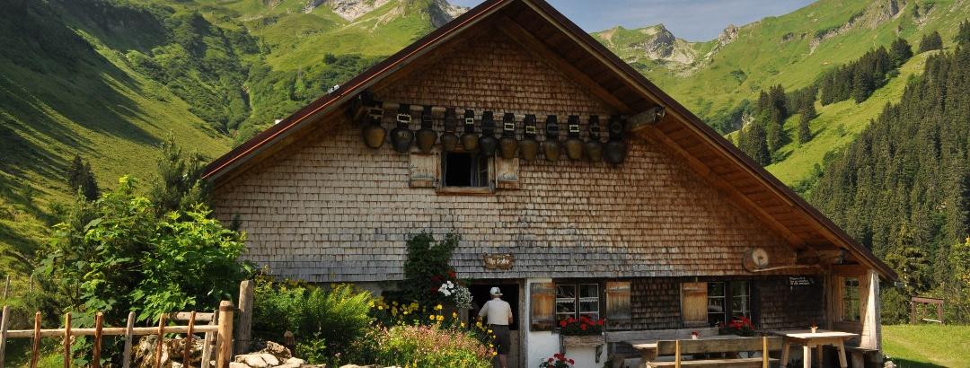 Alpe Plättele near Hindelang