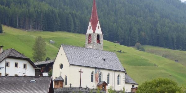 Kirche St Valentin in Prettau