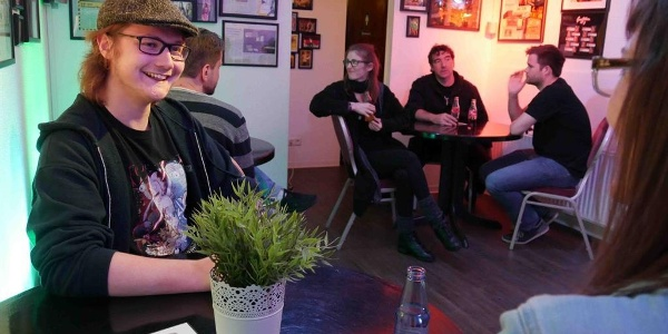 Kulturkuppel Lounge