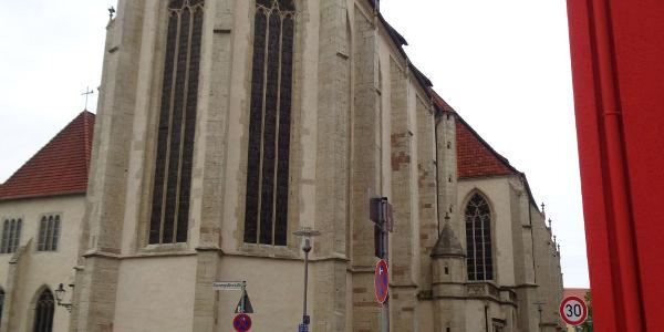 Ulrici Brüdernkirche in Braunschweig (Mai 2017)