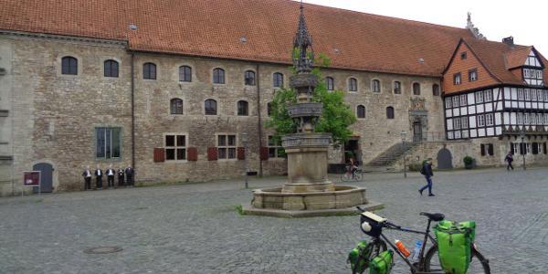 Gewandhaus in Braunschweig (Mai 2017)