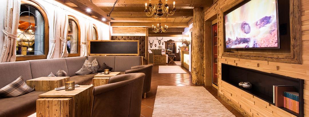 Stubaierhof Lobby