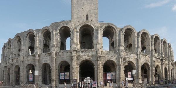 Amphitheater of Arles