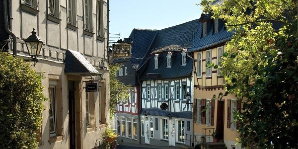 Schloßstraße in Kastellaun