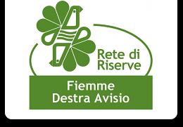 Logo Rete di Riserve Fiemme - Destra Avisio