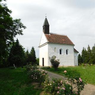 A Szent Jakab templom Döröskén
