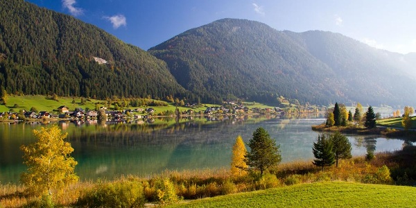 Herbst am Weissensee