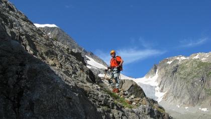 Klettersteig Tierbergli.