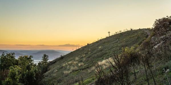 A Kopasz-hegy csúcskeresztje