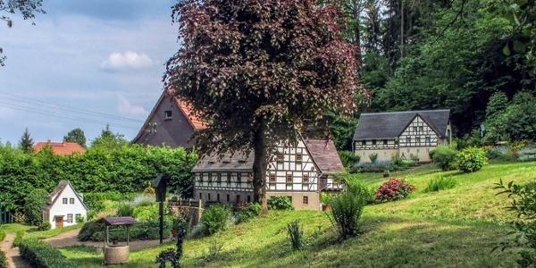 Schulzenmühle Gauernitz