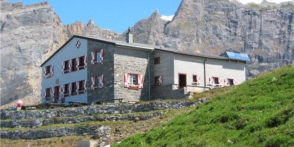 Rugghubel-Hütte