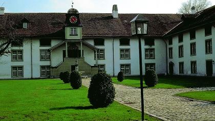 Das «Schloss» von Fraubrunnen