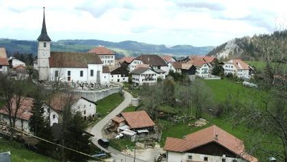 Blick auf St. Brais