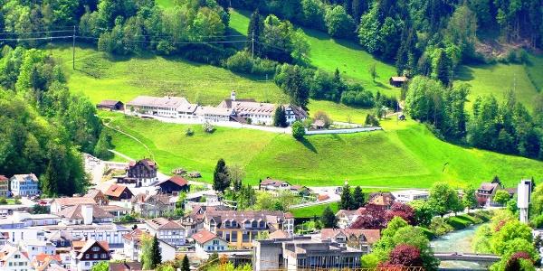 Kloster Maria Engel ob Wattwil