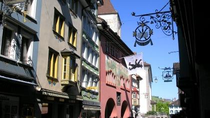 Appenzell: Dorfstrasse