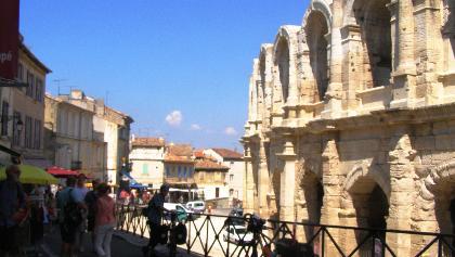 Arles: röm. Amphitheater