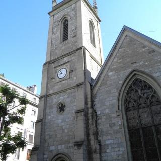 Genf: Anglik. Kirche «Holy Trinity»