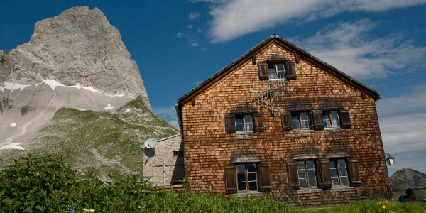 Lamsenjochhütte - Karwendelgebirge