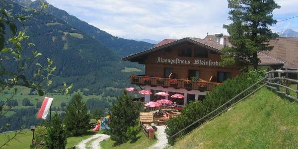 Alpengasthaus Gleinserhof Sommerbild
