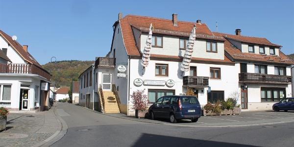 Gasthaus Born, Bedesbach, Ansicht 2