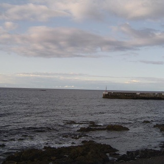 Buckie Sea View