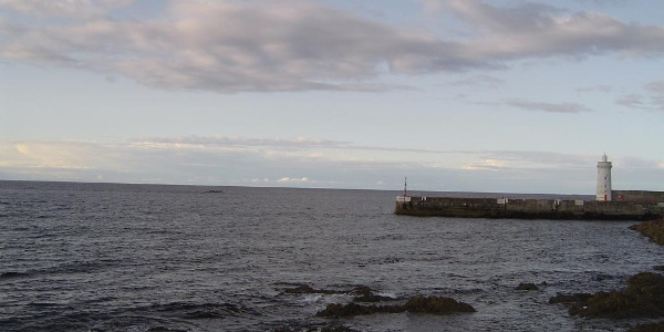 Buckie Sea View