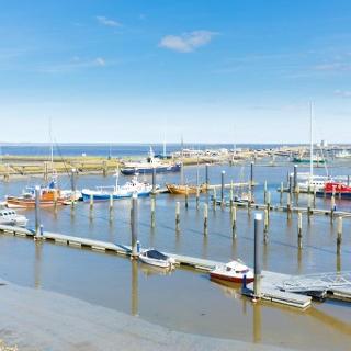 Hafen von Lauwersoog