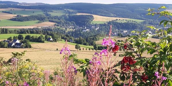 Neuhausen - der schönste Fleck im Erzgebirge