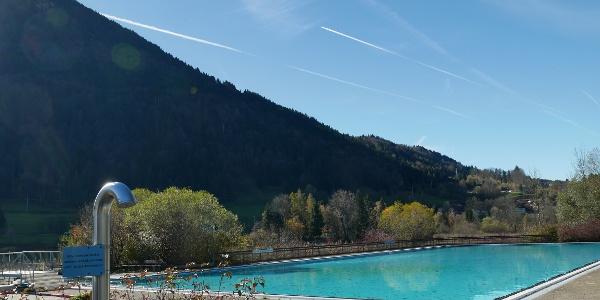 Freibad am Kleinen Alpsee