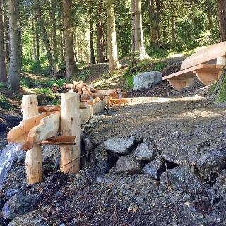Wasser Erlebnis Bereich Wasserwaldile