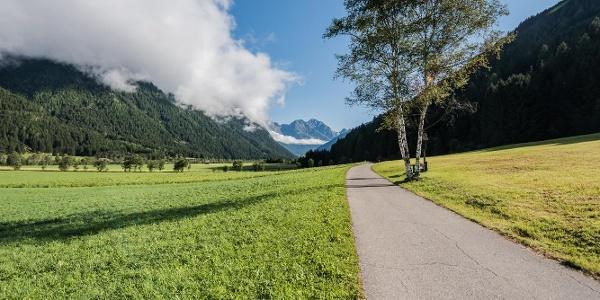Valle Anterselva / Antholzertal
