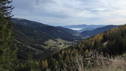 Gaalgraben, talauswärts gesehen